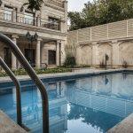 شرکت مهندسی تکا-طراحی معماری مجتمع مسکونی راز1