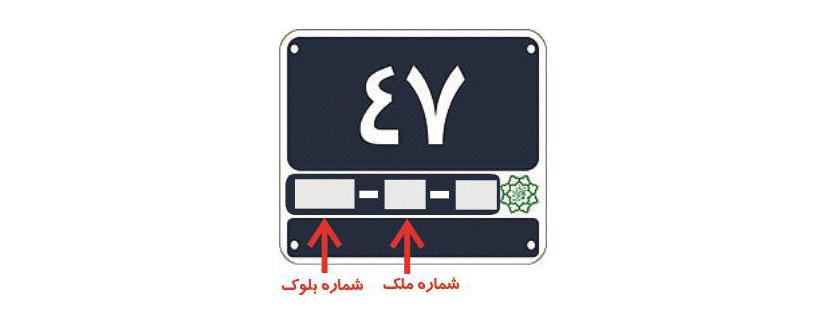 کد ملک و بلوک و استعلام طرح تفصیلی تهران