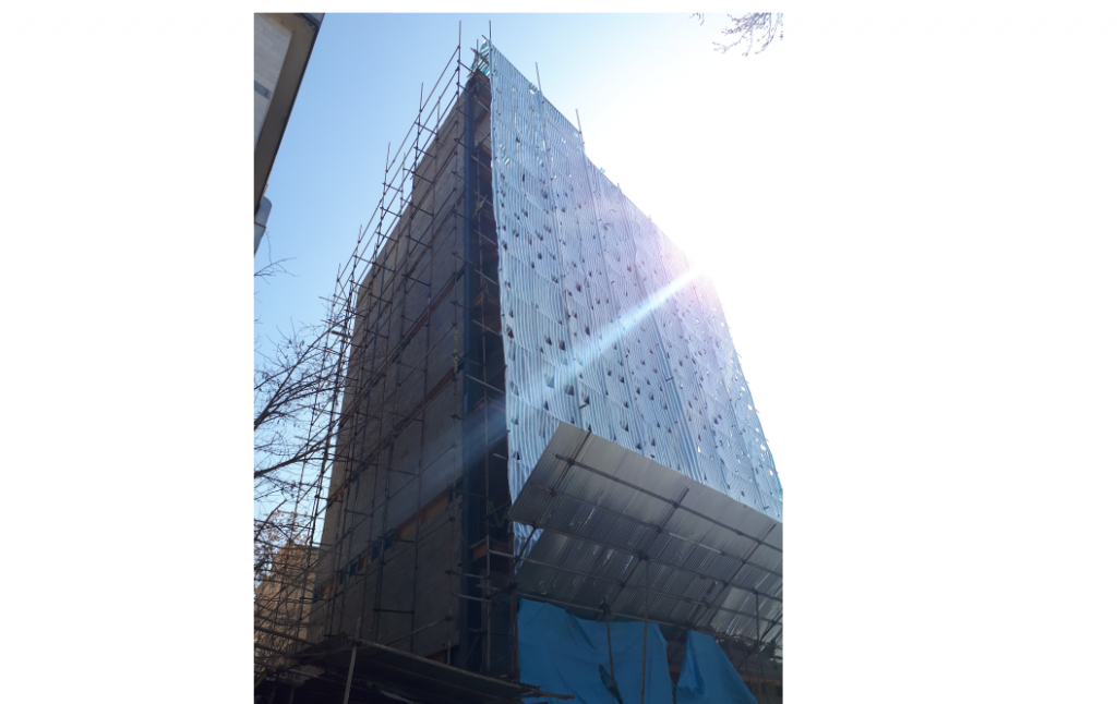 مهلت شروع عملیات ساختمانی
