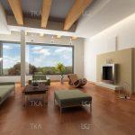 شرکت مهندسی تکا-طراحی معماری مجتمع مسکونی قیطریه2