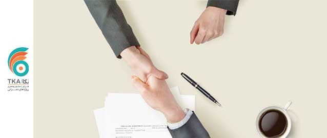 خدمات معرفی سازنده و انعقاد قرارداد مشارکت