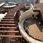 شرکت مهندسی تکا -طراحی معماری مجتمع مسکونی راز6